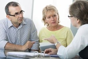 Pensions Advice and Financial advice picture